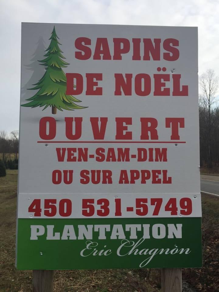 plantation éric chagnon