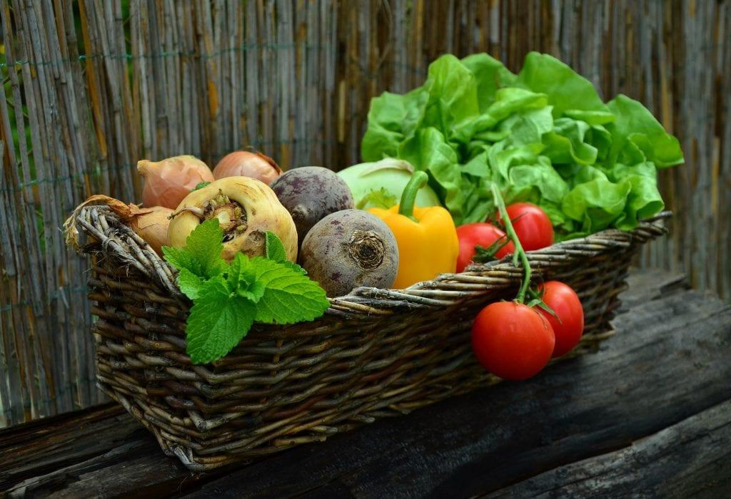 C'est le temps de commander de paniers de légumes pour l'été!